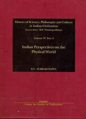 Indian Perspectives on The Physical World