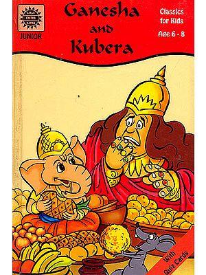 Ganesha and Kubera