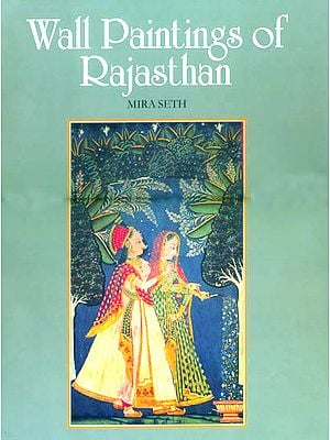 Wall Paintings of Rajasthan (A Big Book)