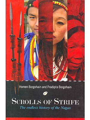 Scrolls of Strife (The Endless History of the Nagas)
