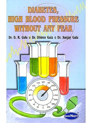 Diabetes, High Blood Pressure Without Any Fear