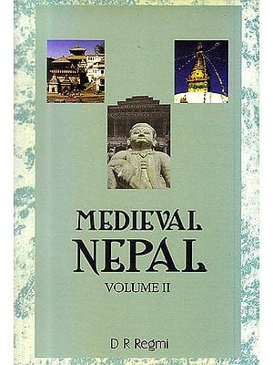 Medieval Nepal and Ancient Nepal (Set of 3 Volumes)