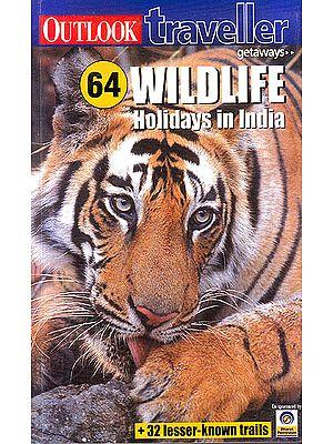 64 Wildlife Holidays in India