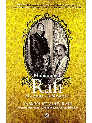 Mohammed Rafi My Abba: A Memoir