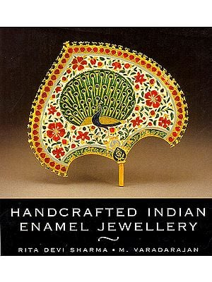 Handicrafted Indian Enamel Jewellery
