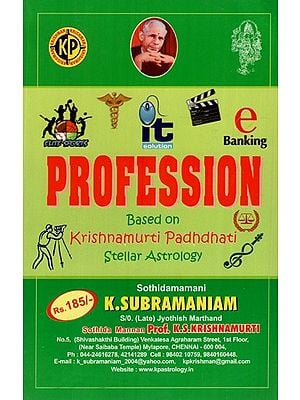 Profession Based On Krishnamurti Padhdhati