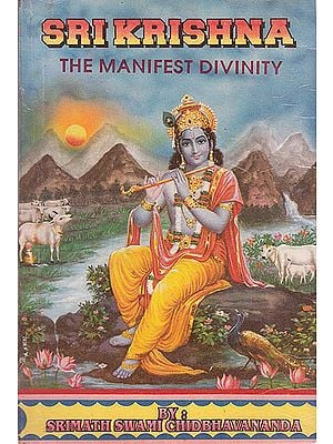 Sri Krishna(The Manifest Divinity)
