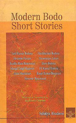 Modern Bodo Short Stories