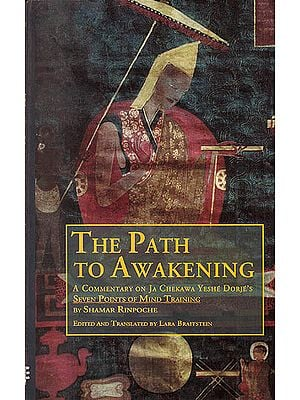 The Path To Awakening (A Commentary on Ja Chekawa Yeshe Dorje's Seven Points Of Mind Training)