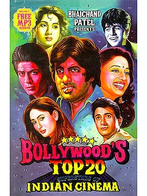 Bollywoods's Top 20: Superstars of Indian Cinema(With CD)