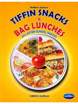 Tiffin Snakcks and Bag Lunches (Also After School Snacks)