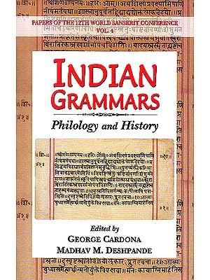 Indian Grammars (Philoogy and History)
