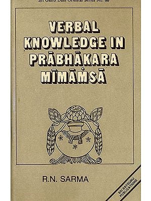 Verbal Knowledge in Prabhakara Mimasa