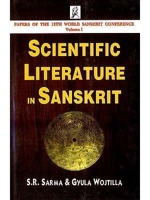 Scientific Literature in Sanskrit