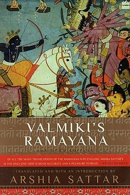 The Ramayana of Valmiki