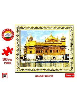 The Golden Temple - Puzzle Game