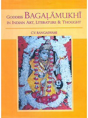 Goddess Bagalamukhi In India Art, Literature and Thought