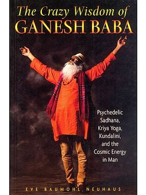 The Crazy Wisdom of Ganesh Baba (Psychedelic Sadhana, Kriya Yoga, Kundalini, and the Cosmic Energy in Man)
