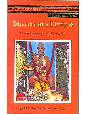 Dharma of a Disciple