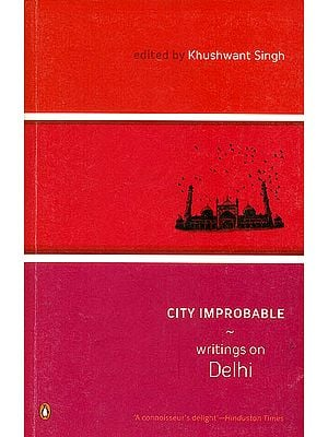 City Improbable (Writings on Delhi)