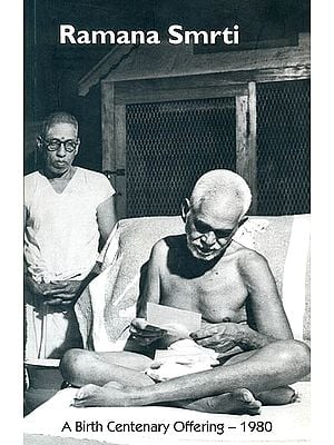 Ramana Smrti (A Birth Centenary Offering - 1980)