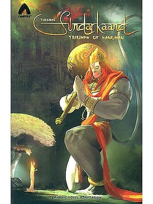 Sundar Kaand: Triumph of Hanuman (Comic Book)