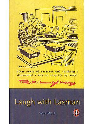 Laugh with Laxman (Volume-II)