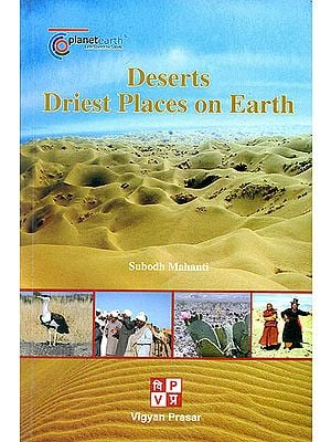 Deserts Driest Places on Earth