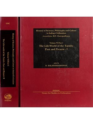 The Life World of the Tamils: Past and Present in Two Volumes (Set of 2 Volumes)