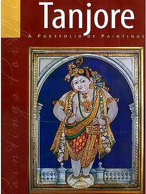 Tanjore: A Portfolio of Paintings (Set of 6 Frameable Prints)