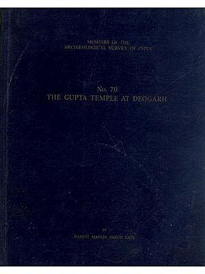 The Gupta Temple At Deograh