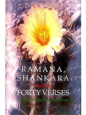 Ramana, Shankara and The Forty Verses (The Essential Teaching of Advaita)