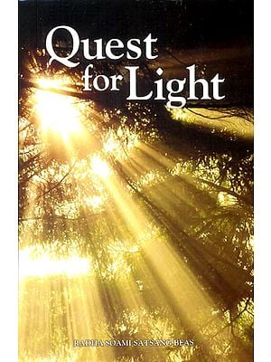 Quest for Light (Excerpts From Letters 1965 to 1971)