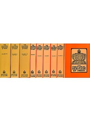 The Cultural Heritage of India (Set of 9 Volumes)