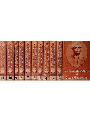 Complete Works of Swami Abhedananda (Set of 11 Volumes)
