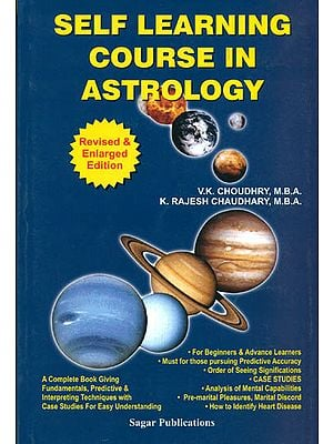 Self Learning Course in Astrology (Based on System's Approach)