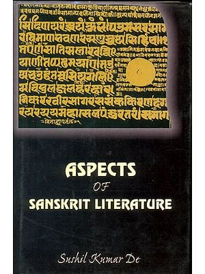 Aspects of Sanskrit Literature