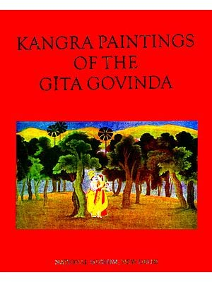 Kangra Paintings of The Gita Govinda