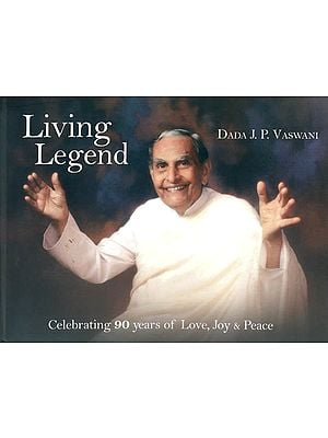 Living Legend (Celebrating 90 years of Love, Joy and Peace)