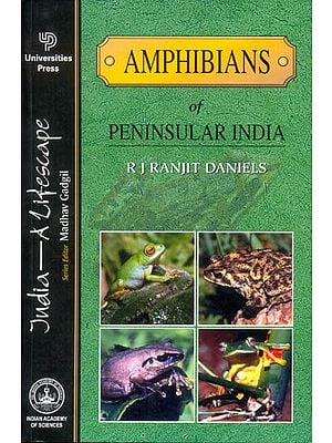 Amphibians of Peninsular India