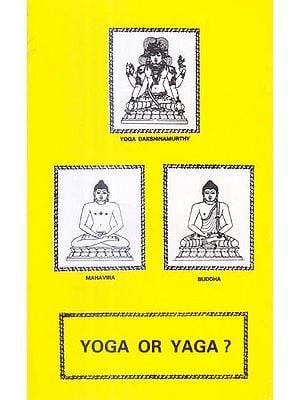 Yoga or Yaga?