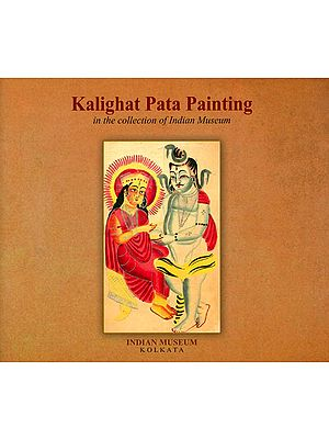 Kalighat Pata Painting (In the Collection of Indian Museum)