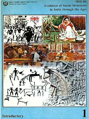 Evolution of Social Structures in India through the Ages (Set of 5 Books)