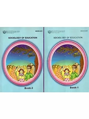 Sociology of Education (Set of 2 Books)