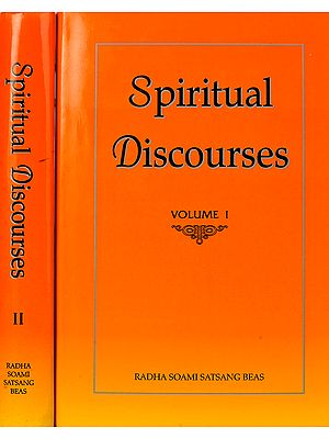 Spiritual Discourses (Set of 2 Volumes)