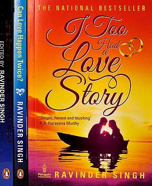 Ravinder Singh (Box Set) (Set of 3 Books)