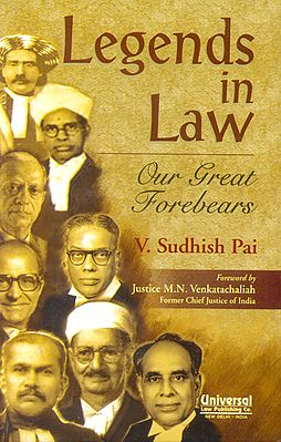 Legends in Law (Our Great Forebears)
