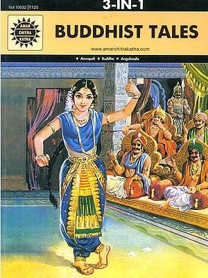 Buddhist Tales (Amarpali, Buddha, Angulimala) (Comic)