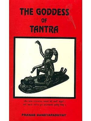 The Goddess of Tantra - An Old and Rare Book