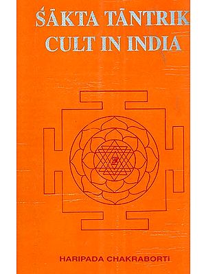 Sakta Tantrik Cult In India - An Old Book